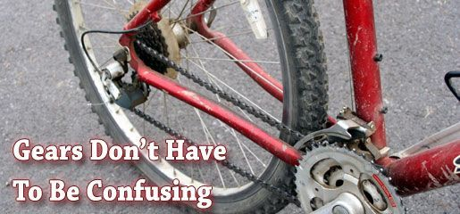 A Complete Idiot's Guide to Bicycle Gears & Shifting - Shifting a bike is new to me. I grew up in Detroit, which is VERY flat. What few hills there are aren't steep at all, so shifting gears on a bike was never a thing for me. Living here in A2/Ypsi now means hills everywhere.