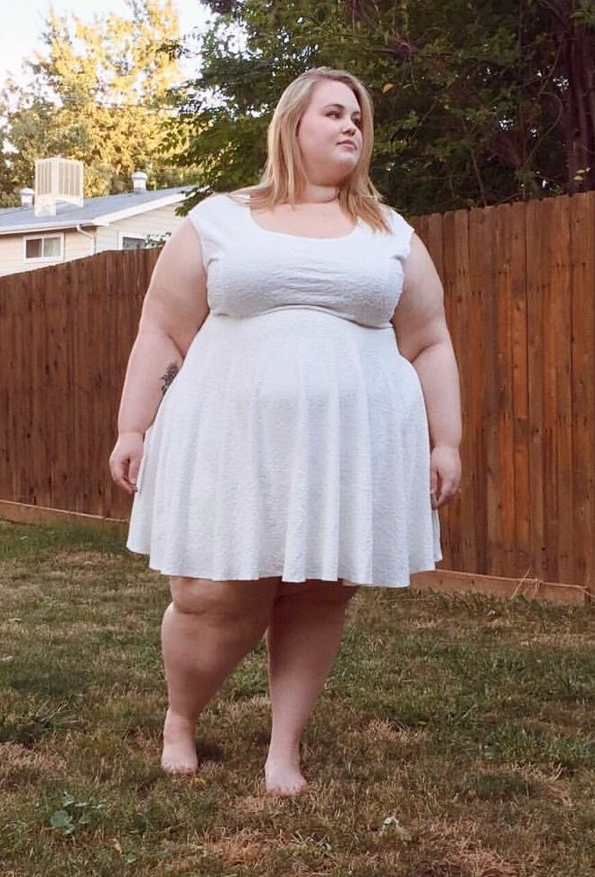 Useful topic Fat girls in single short dress suggest