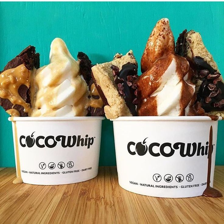Tag Team back again, These WHIPS mean you're gettin' busy WHOOMP there it is 🙌🏽@whipped.freo #cocowhip #90shiphop #misstheolddays #vegan #softserve  #coconut #treatyoself #tagteam