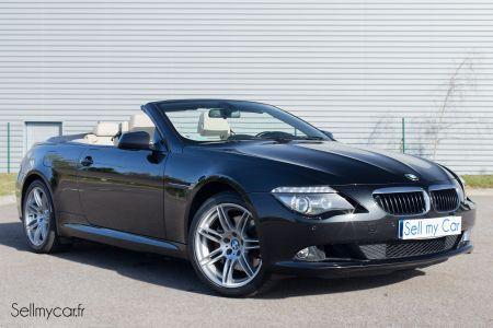 BMW 635 D Sport Design / Pack M à vendre