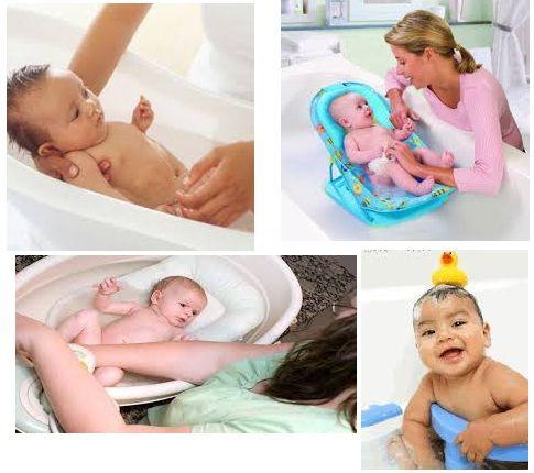 Memandikan Bayi Yang Baru Lahir