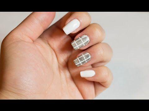 Nail Art Tutorial   Дизайн ногтей - YouTube