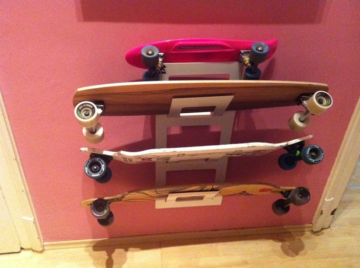 nifty little holder want that pink onee longboarding pinterest nifty longboards and. Black Bedroom Furniture Sets. Home Design Ideas