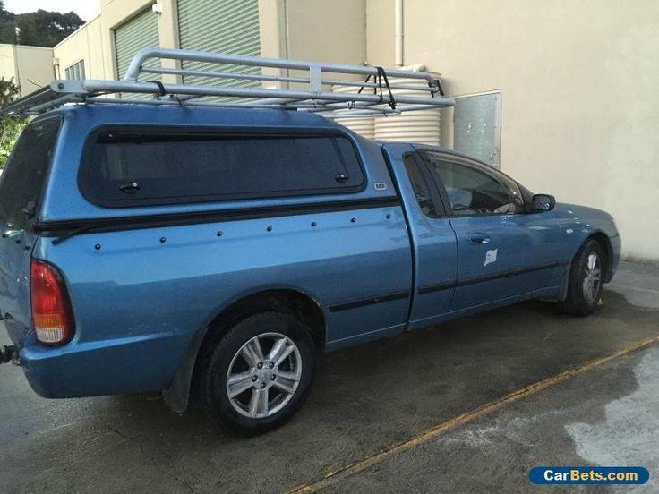 Ford Falcon Ute #ford #falcon #forsale #australia
