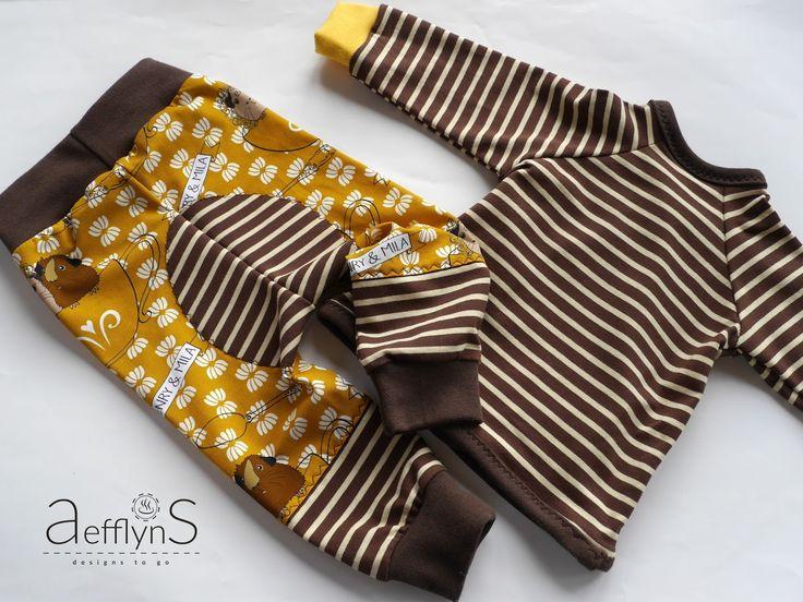 aefflynS - to go: Babykleidung