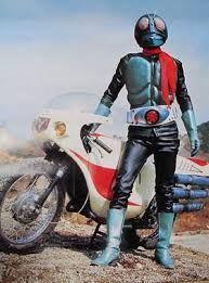 「仮面ライダー 一号 格好いい」の画像検索結果