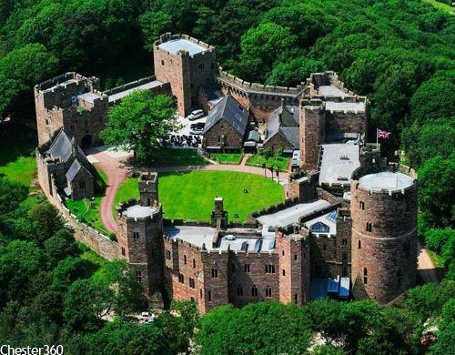 28 Curated Peckforton Castle Ideas By Asahinafamily