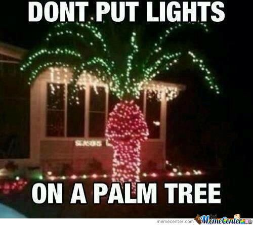 Funny Christmas Decorating Meme : Looks like christmas came early by bendover meme
