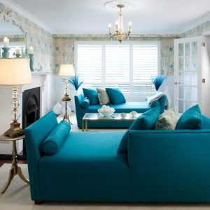 Living Room Ideas Teal Color