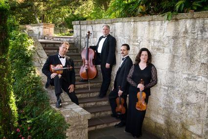Fort Worth Dallas string quartet, wedding, reception music
