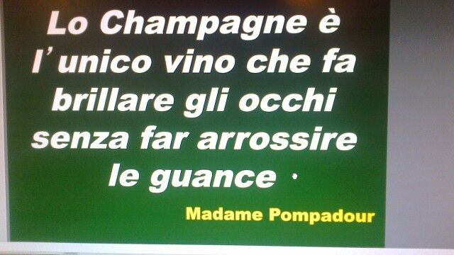 Champagne by Pompadour
