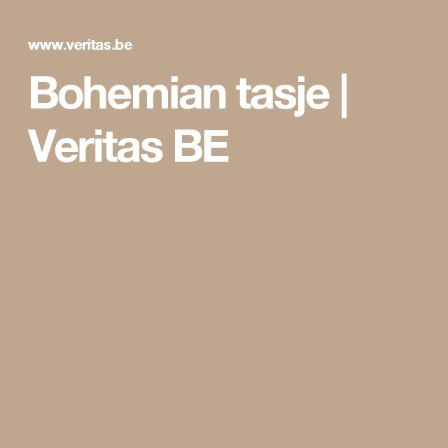 Bohemian tasje | Veritas BE