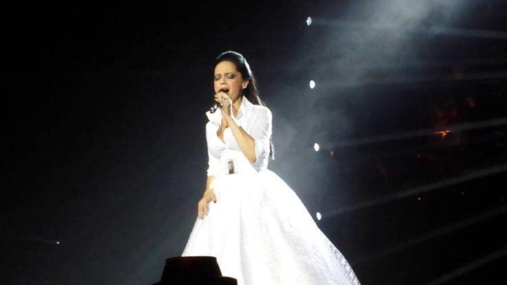 Lucie Bílá, Černobílé turné 2013 - Ostrava HD - Vyznanie