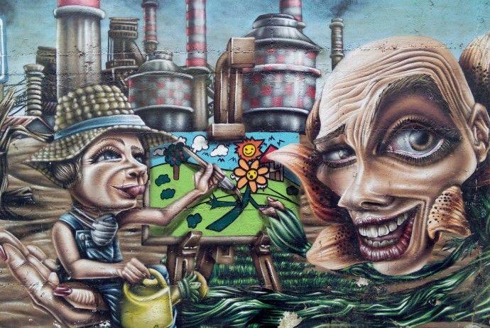 Street Art a Milano: Street Art Tour nel Quartiere Isola