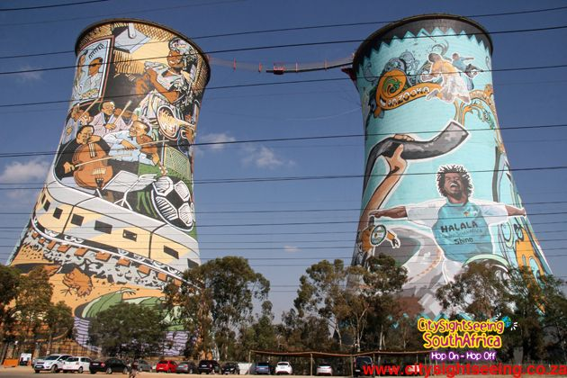Orlando Towers  http://citysightseeing-blog.co.za/2014/10/24/top-10-things-to-do-in-the-city-of-gold-johannesburg/