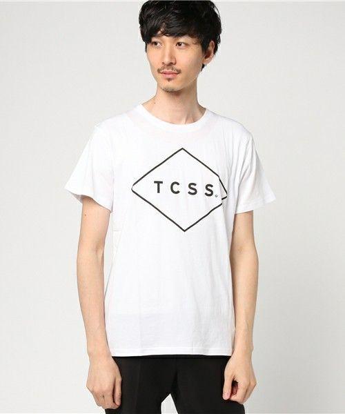 【ZOZOTOWN|送料無料】TCSS(ティーシーエスエス)のTシャツ/カットソー「TCSS / ティーシーエスエス : STANDARD TEE #」(17071610034710)を購入できます。