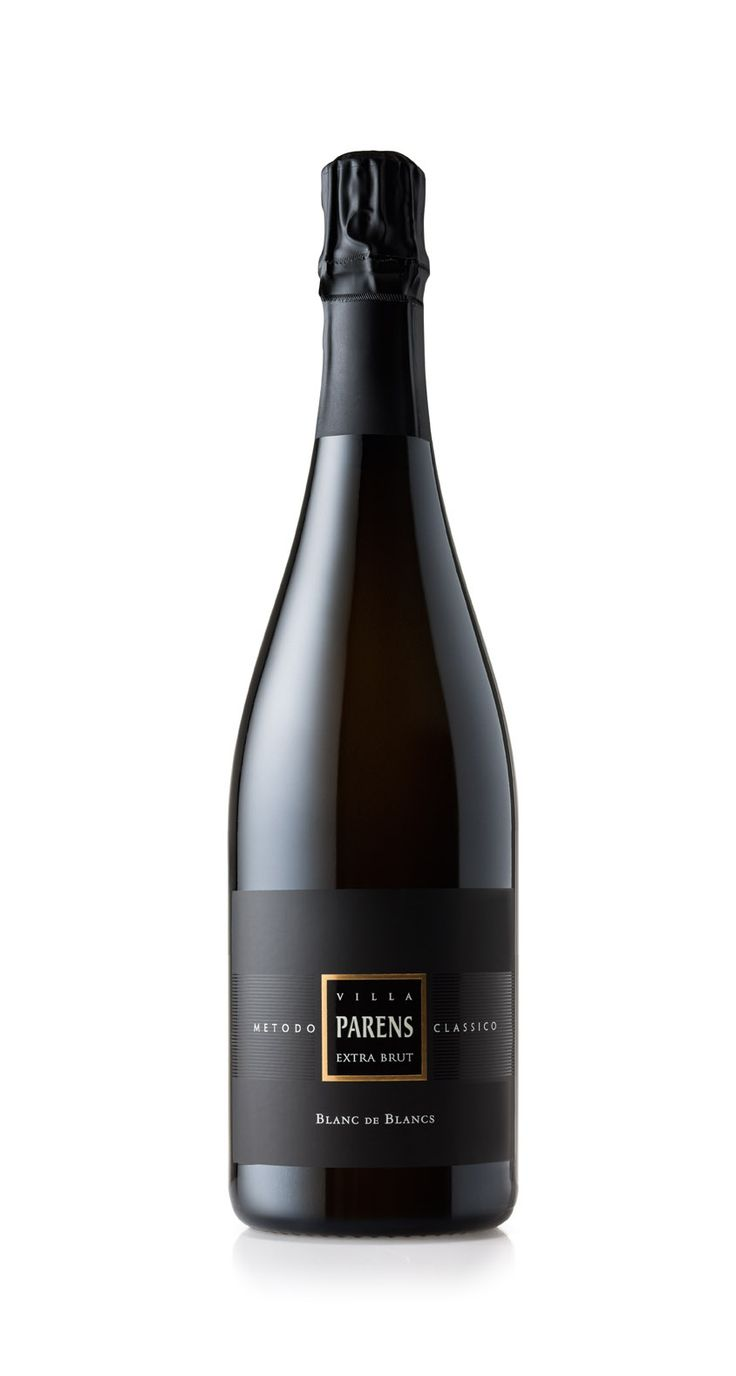 VILLA PARENS Classical Method - BLANC DE BLANCS Extra Brut, made from Chardonnay and Ribolla Gialla, a new blend for a traditional pleasure.