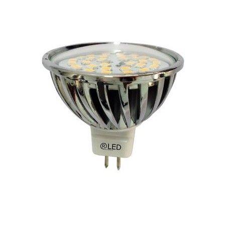 Focos LED. Luz calidad con gran ángulo de apertura http://www.effishopping.com/es/focos-led/foco-led-12v-7w-mr16.html