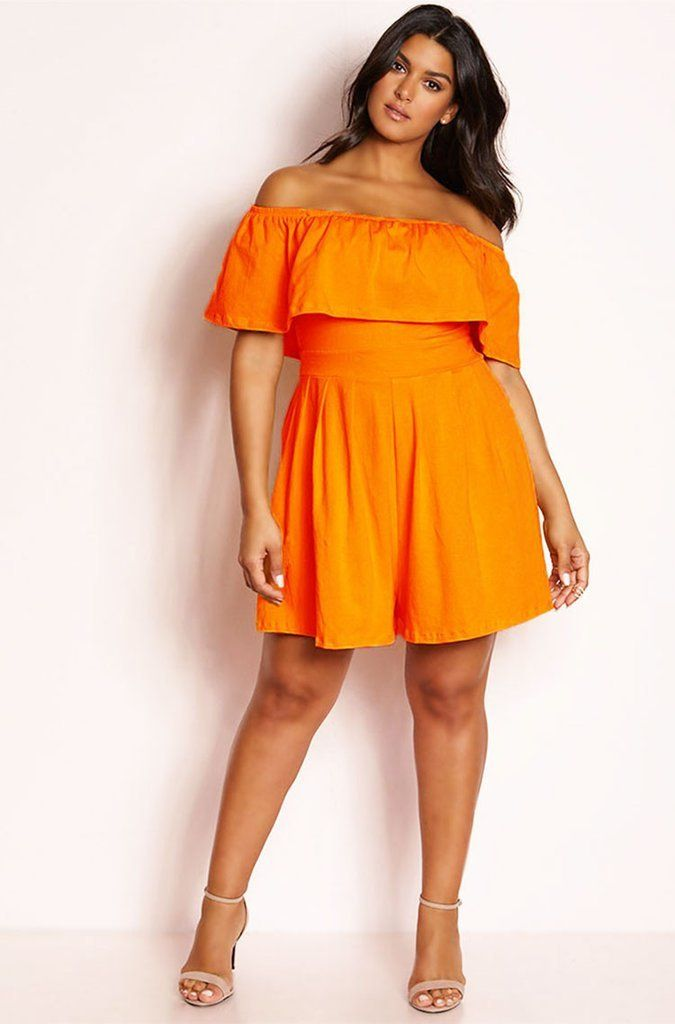 Feeling a Little Playful? Why Not Rock a Romper for Spring? http://thecurvyfashionista.com/2017/05/plus-size-romper-for-spring/  Looking for that perfect go to outfit this spring?! Well, search no further! Here is an awesome list of plus size rompers that will have heads turning!