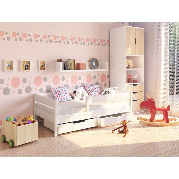 New Dieses Kinderbett passt durch seine zeitlose Eckform zu jedem Kinderzimmer Kinder wachsen und so auch der Anspruch der Spr sslinge