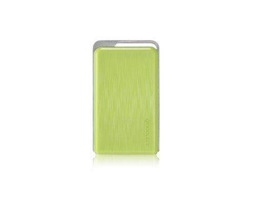 Noontec Powa 10,000mAh Mobile Power Bank with Dual USB Ports - Retail Packaging - Green High capacity battery - 10000mAh. Charge 2 smart devices simultaneously via dual output ports. Fast charge Powa with a current of 2A, only 6 hours to charge fully. Short-circuit protection, Anti-overcharge protection, Anti-discharge protection. Capacity: 10000mAh; Input: 5V/2A; Output: 5V/2.1A; 5V/1A.  #Noontec #Wireless