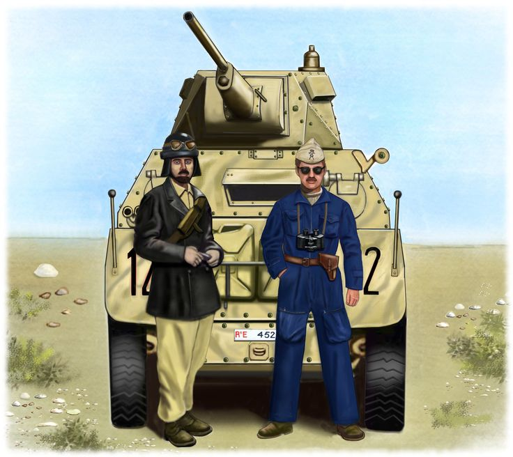 ww2 - North Africa - 1942- Italian Lancers by AndreaSilva60 on DeviantArt