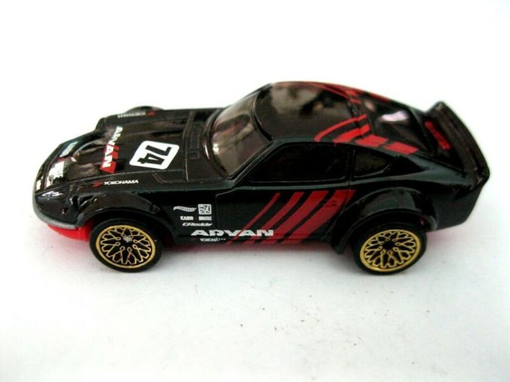 2017 Hot Wheels Nissan Fairlady Z Black Unspun Unrivet Prototype Rubber Tires 2017 Hot Wheels Nissan for sale. Offered by winner1_1. The item is loc…