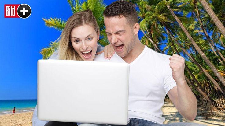 Urlaubspiraten, Urlaubsguru & Co. packen aus  | Nutzen Sie die Tricks der Profi-Schnäppchenjäger *** BILDplus Inhalt ***  -  Traumreisen -  Bild.de