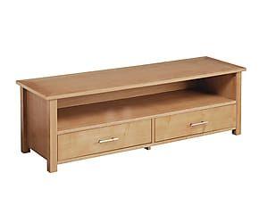 Mueble para TV en madera de roble Edén - natural