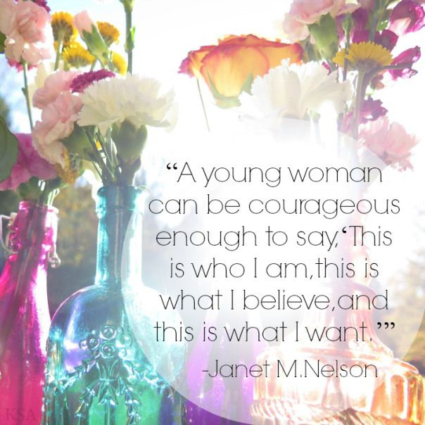 12 Powerful Quotes from Young Women Leaders For Women in the Church