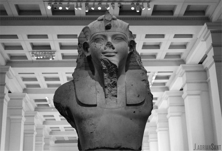 Amenhotep III - British Museum - London