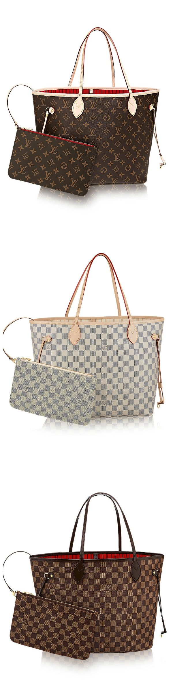 Discover: Thousands upon thousands gorgeous, authentic pre-owned Louis Vuitton pieces. Score a treasure from another woman's closet for up to 90% off retail prices. You won't be sorry.