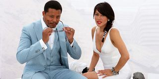 """Michelle Ghent - Terrence Howard Wife Miranda Pak  Terrence Howard's ex-wife Michelle Ghent dropped the assault lawsuit she filed against the Empirestar. Howard was married to Ghent from 2010 to 2013. After they divorced Howard married his current wife Miranda """"Mira"""" Pak. In December 2011 Ghent filed for a restraining order against Howard.  In the restraining order Ghent claimed that Howard physically abused her. Michelle then sued Howard in 2015. She claimed that the 47-year-old actor…"""