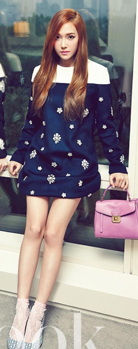 Jessica Jung 07·11·14 — Details on WearToday