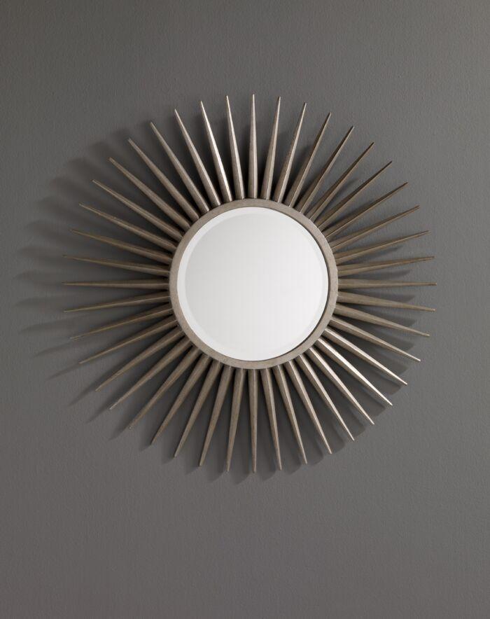 Espejos modernos hasta 250 espejo sol poli decoraci n - Espejos con diseno ...
