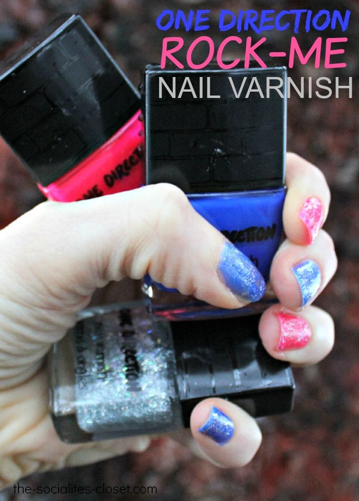 One Direction Makeup Line | Limited Edition Makeup #sponsored