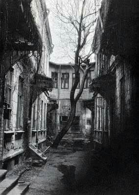 Str. Alexandru Orascu nr.9, 13, 22 - FOTO: Cristian Bonciocat (1964-1986)