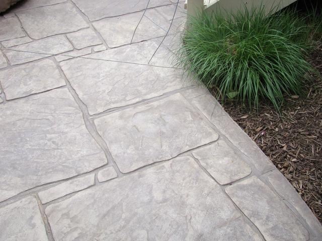 Best 25 Stamped Concrete Walkway Ideas On Pinterest