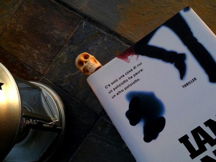 New bookmark ... skull