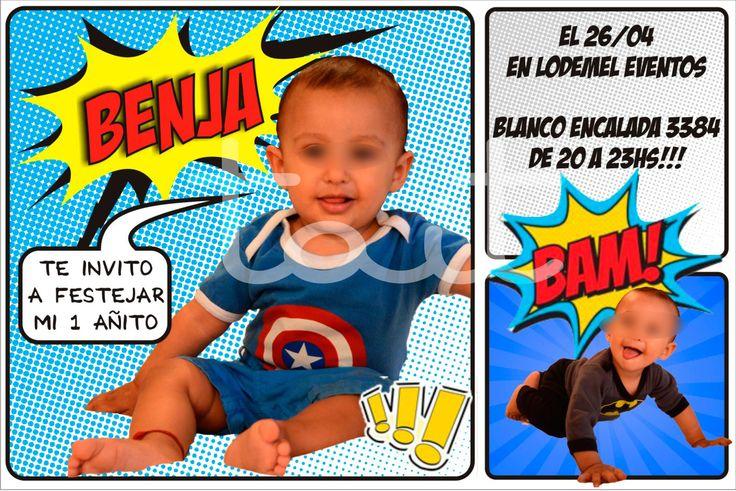 un añito - Superheroes #Superheroes