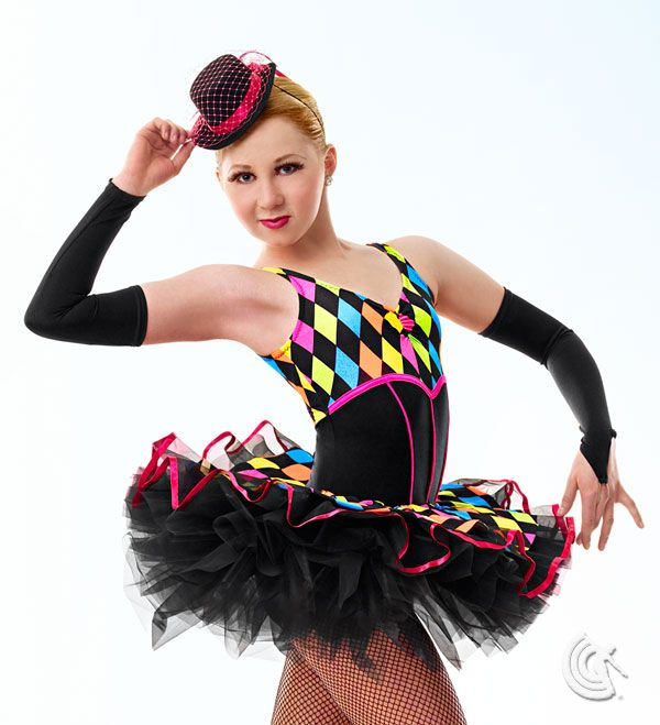 Charming Curtain Call Costumes®   Harlequin
