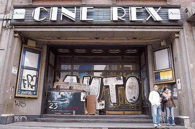 Cine Rex en La Gran Vía