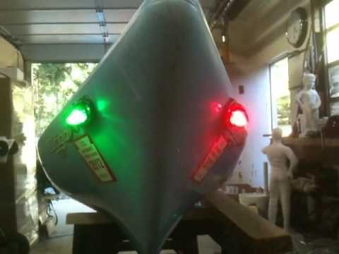 Kayak Navigation Lights