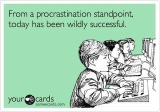 Story of my unproductive life