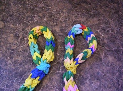 How To Make A Potholder With Craft Loops