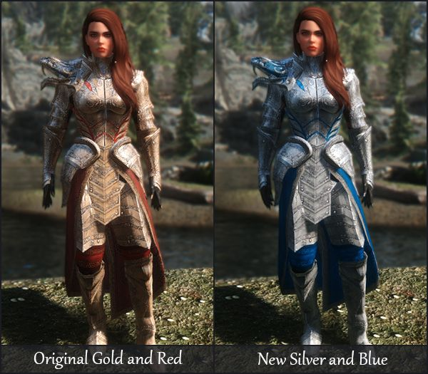 Legendary Armor Conversions and Recolors at Skyrim Special Edition Nexus - Mods and Community