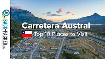 4:44  Top 10 Places to visit along the Carretera Austral, Chile