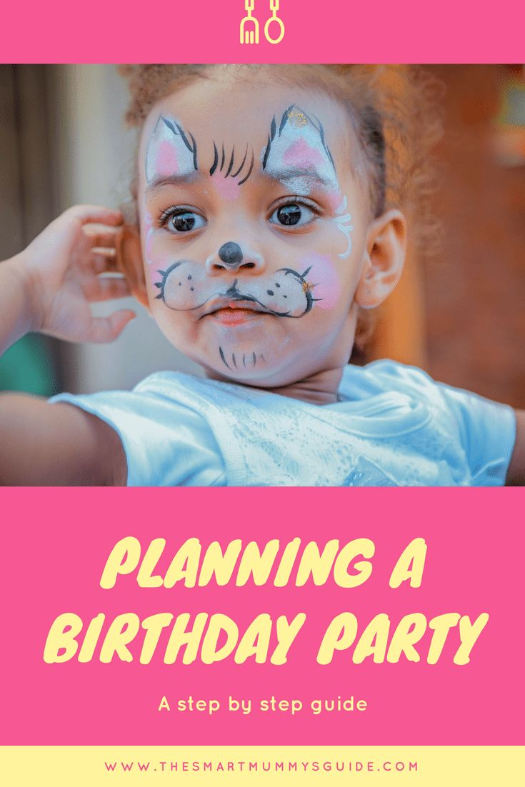 Planning a Kids Birthday Party made easy