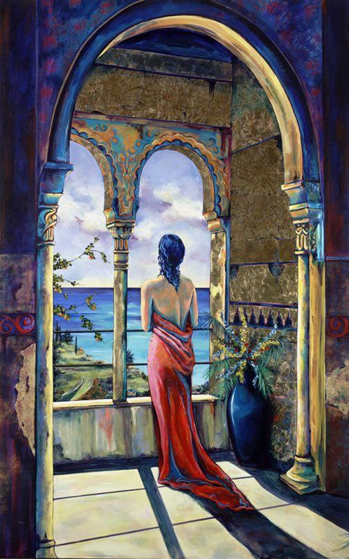 Visions Fine Art Gallery - Sedona Arizona - Karen Stene
