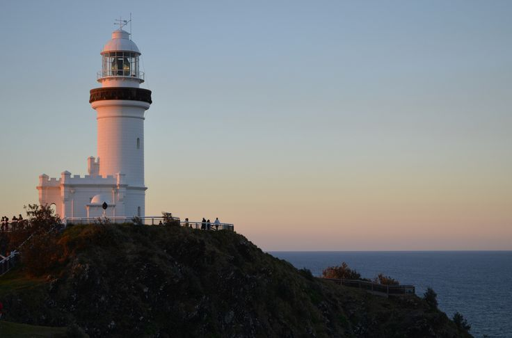 The most easterly point of Australia - Byron Bay Lighthouse. Be sure to check it out while you're visiting. #SkydiveAustralia #ByronBay #ByronBaylighthouse #travel